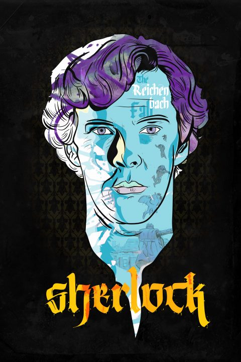 Alternative Poster: Sherlock (TV Series)