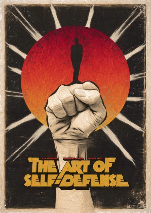The Art Of Self-Defense poster by The Sonnyfive