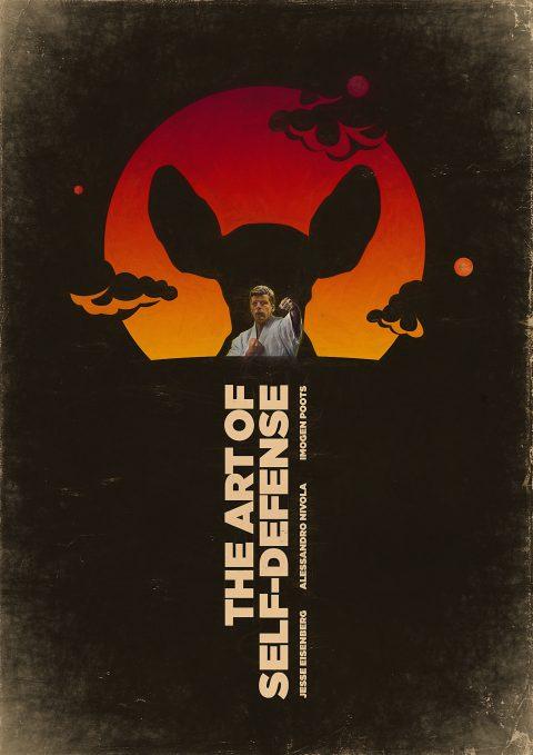 The Art Of Self-Defense – Dachshund alternative poster