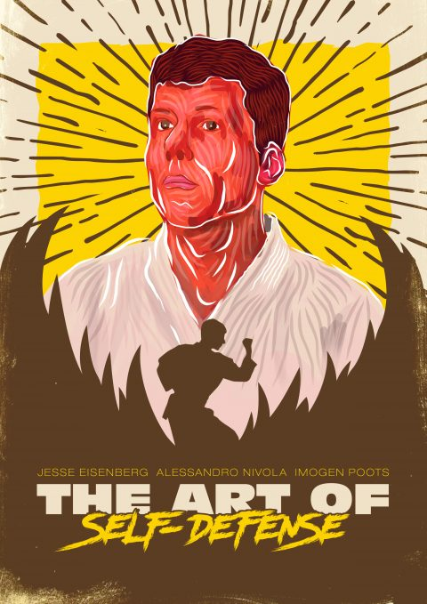 The Art Of Self-Defense propaganda animated poster #2