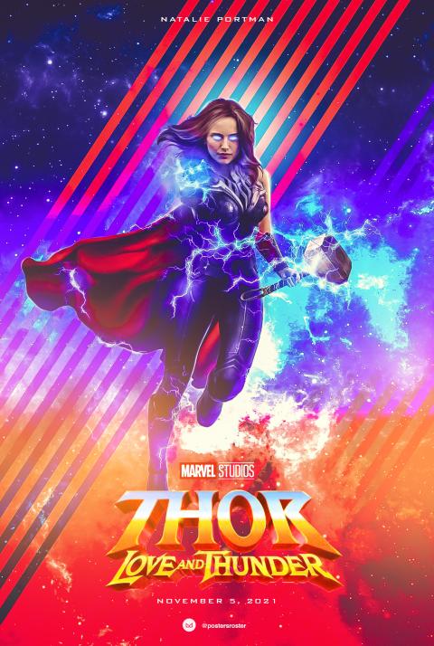 Thor – Love&Thunder