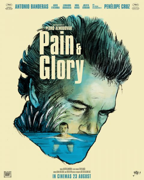 Alternative Movie Poster- Pain and Glory