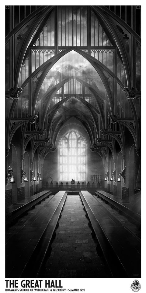 Part 1: The Great Hall in Summer