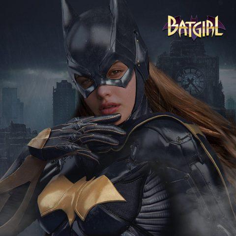 Batgirl – Katherine Langford