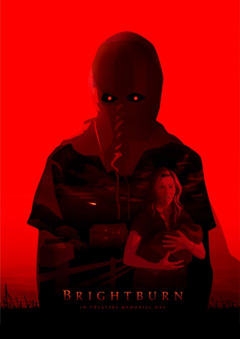 Brightburn Movie Poster – Kid Terror