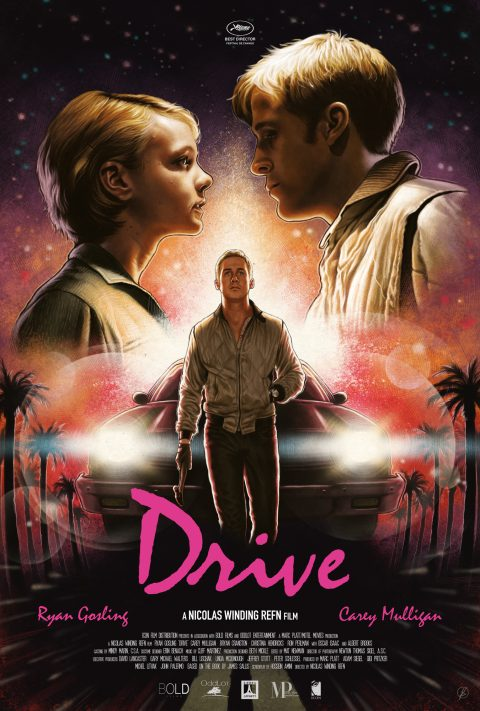 'Drive' Poster