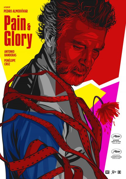 Pain & Glory – Alternative Poster
