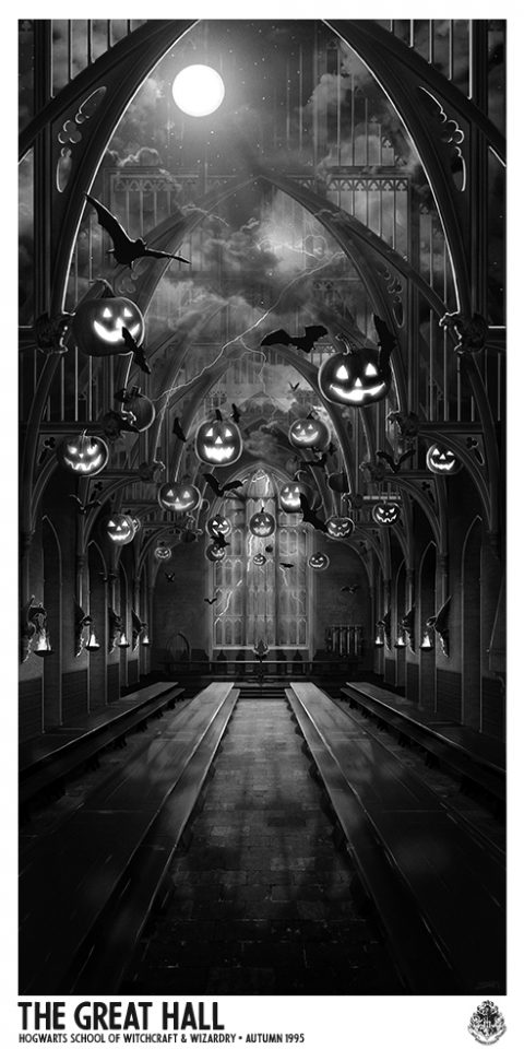 Part 3: The Great Hall in Autumn