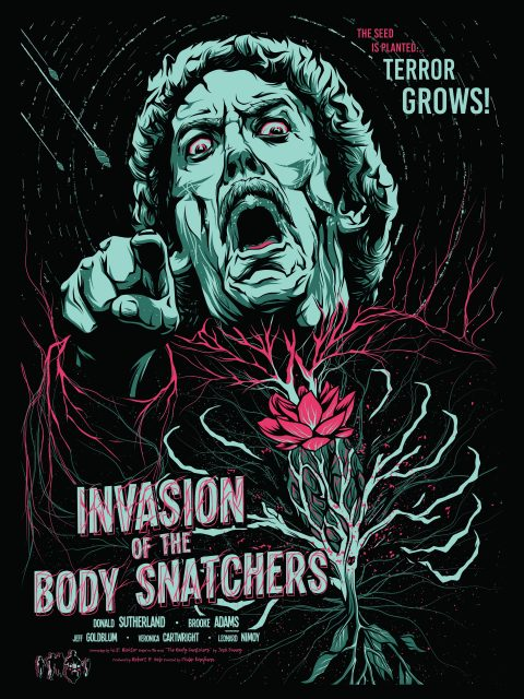 """The Snatched!"" Invasion of the Body Snatchers"