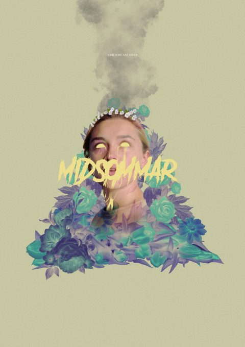 Midsommar Alternative Film Poster