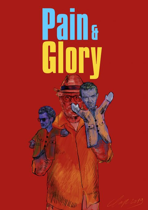 PAIN & GLORY RED