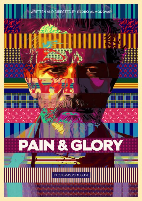 Pain & Glory – Alternative movie poster