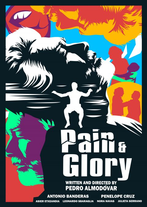 PAIN AND GLORY artwork ver 5