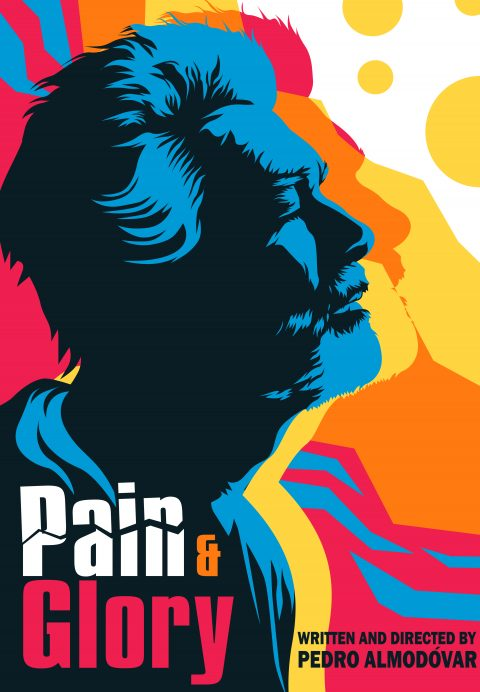 PAIN AND GLORY artwork ver 4