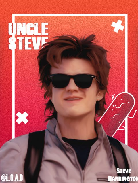 Steve Harrington From Stranger Things