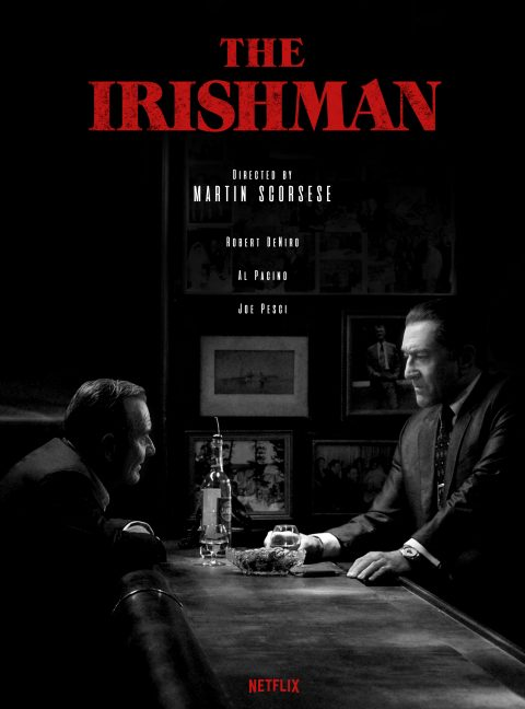 The Irishman Posters