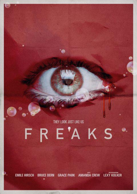 Freaks (Eye Bleed)