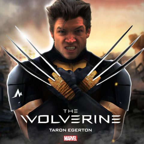 Wolverine – Taron Egerton