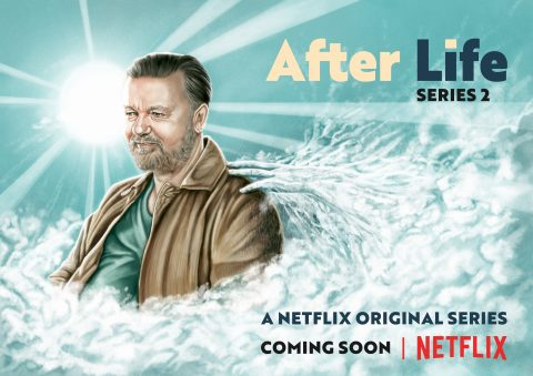 After Life Series 2 Poster