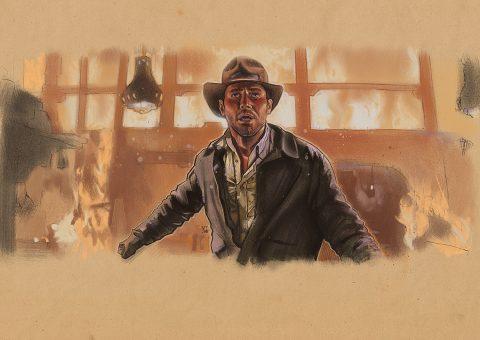 Indy sketch