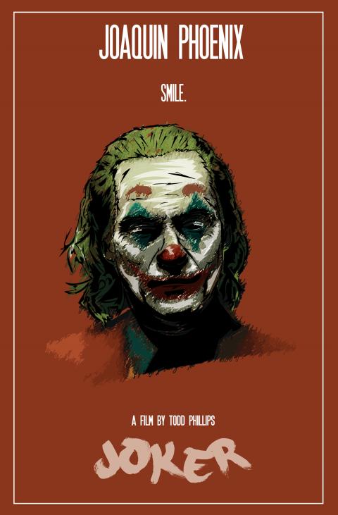 Joker | Smile.