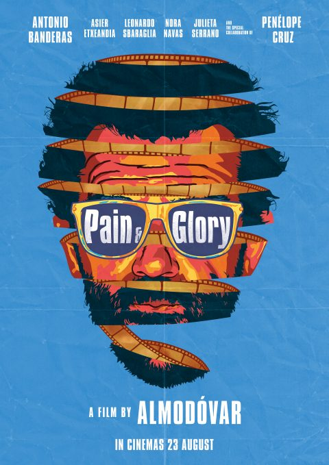 Pain and Glory Alternate Poster