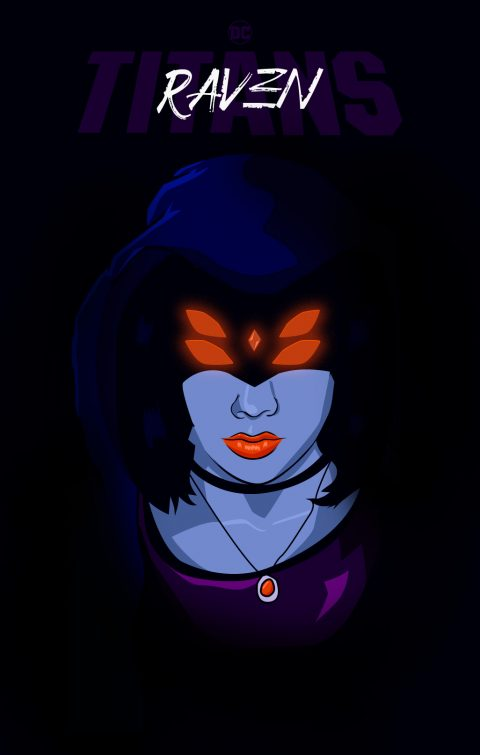 Raven – Titans