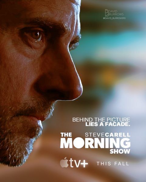 The Morning Show Apple Tv Plus Poster (Steve Carell)