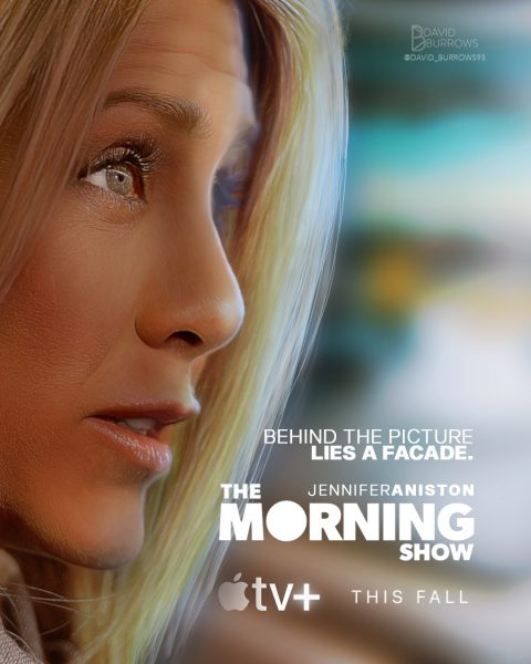 The Morning Show Apple Tv Plus Poster (Jennifer Aniston)