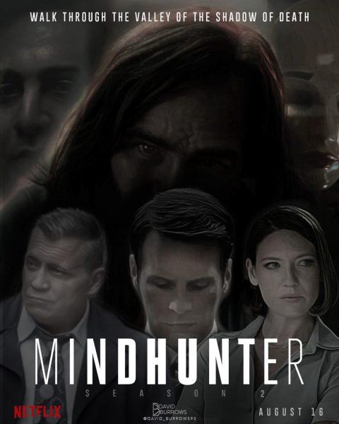 Mindhunter Season 2 Netflix Poster