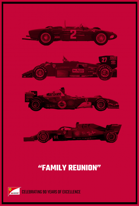 90 Years of Scuderia Ferrari