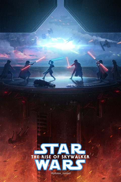 The Rise of Skywalker – Attack of the Dark Reys