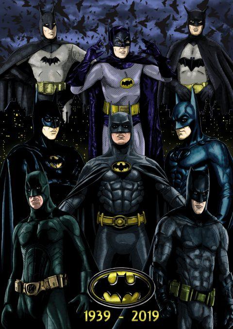 History of The Dark Knight