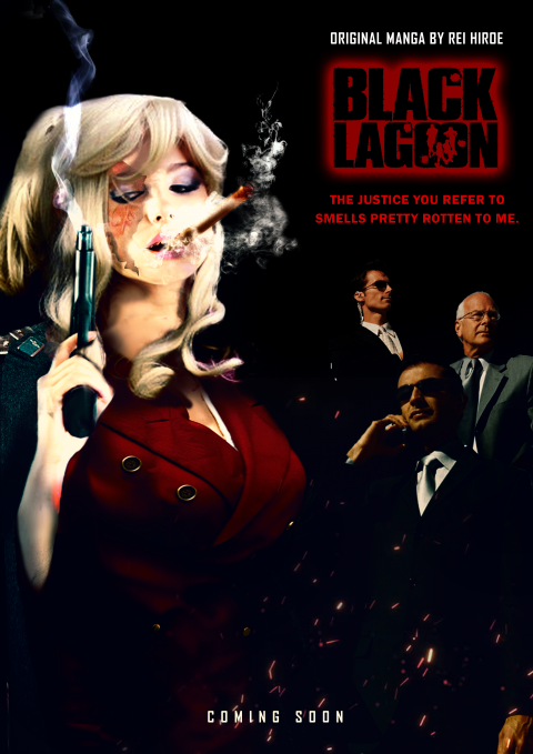 Balalika: Black Lagoon Fake Movie