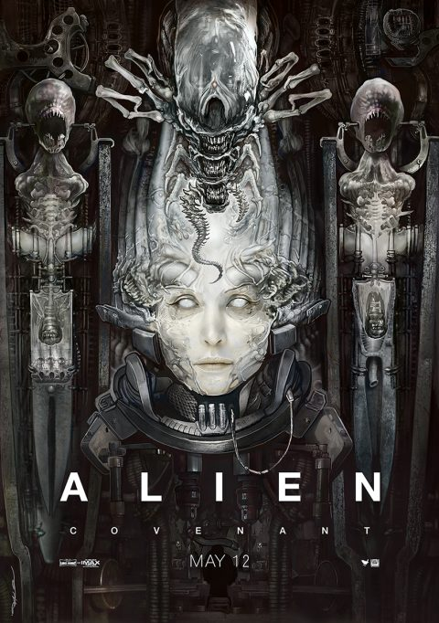 Alien: Covenant Fan Poster