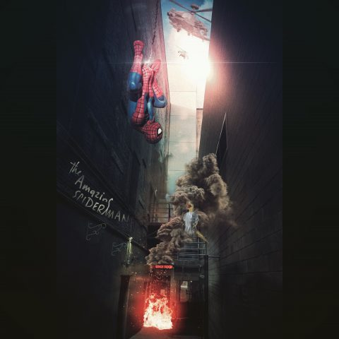 The Amazing Spiderman