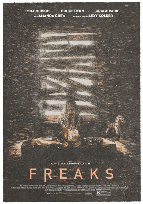 FREAKS – Window Gazing