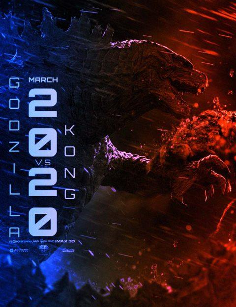 GODZILLA vs. KONG(2020)