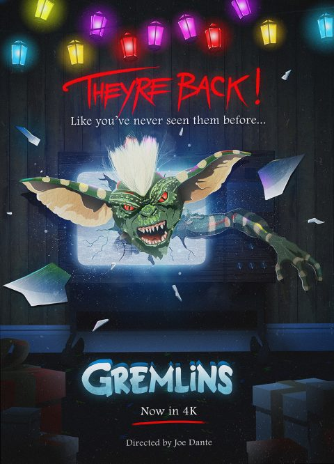 Gremlins – They're Back!