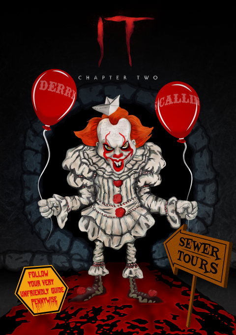 Pennywise – Sewer Tours