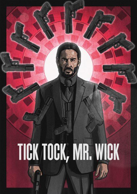 JOHN WICK – TICK TOCK, MR. WICK