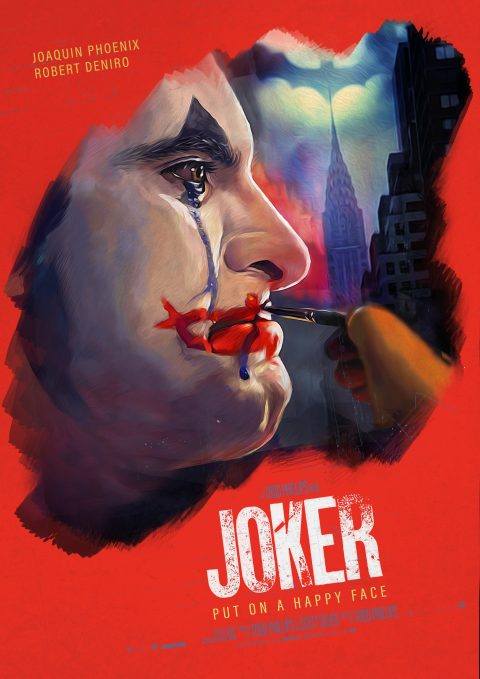 Joker alternative poster