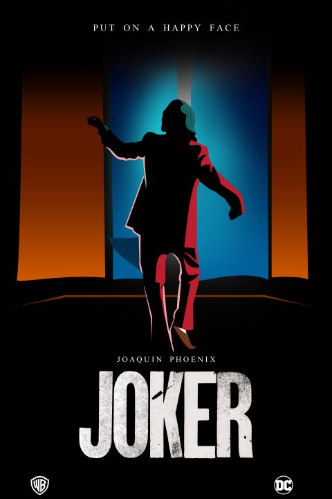 "Joker ""Curtain Call"" Poster"