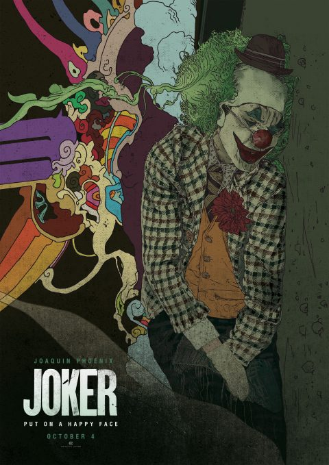 JOKER. Cyclical existence