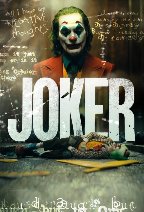 Joker – Negative Thought