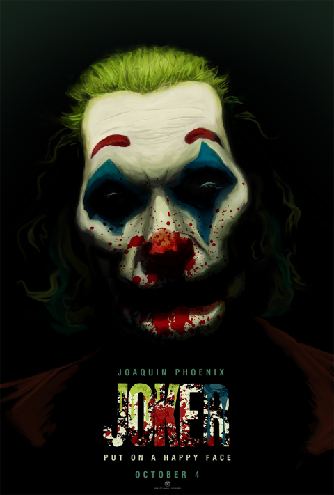 JOKER – The Sadness of a Clown