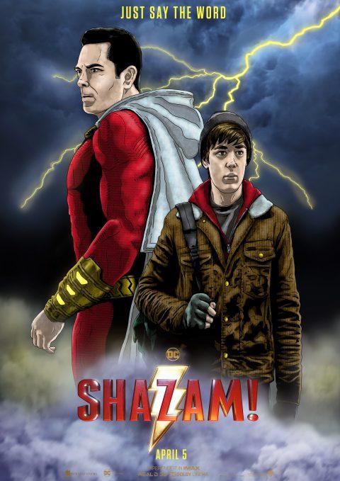 SHAZAM! Design 1