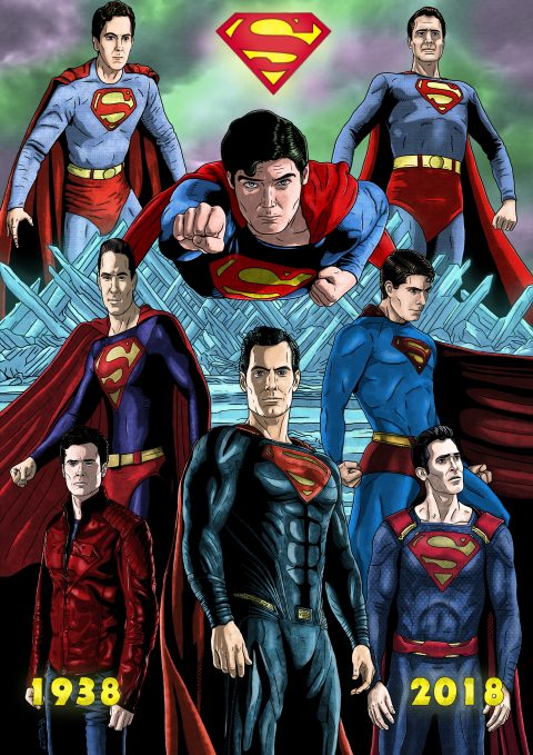 History of The Man of Steel