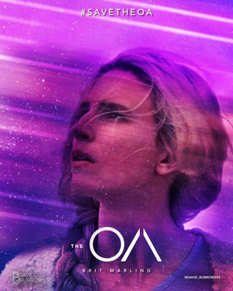 The OA Netflix Poster