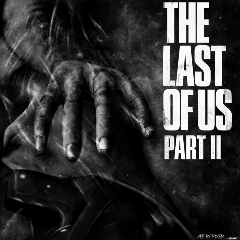 The Last of Us part 2 fan poster
